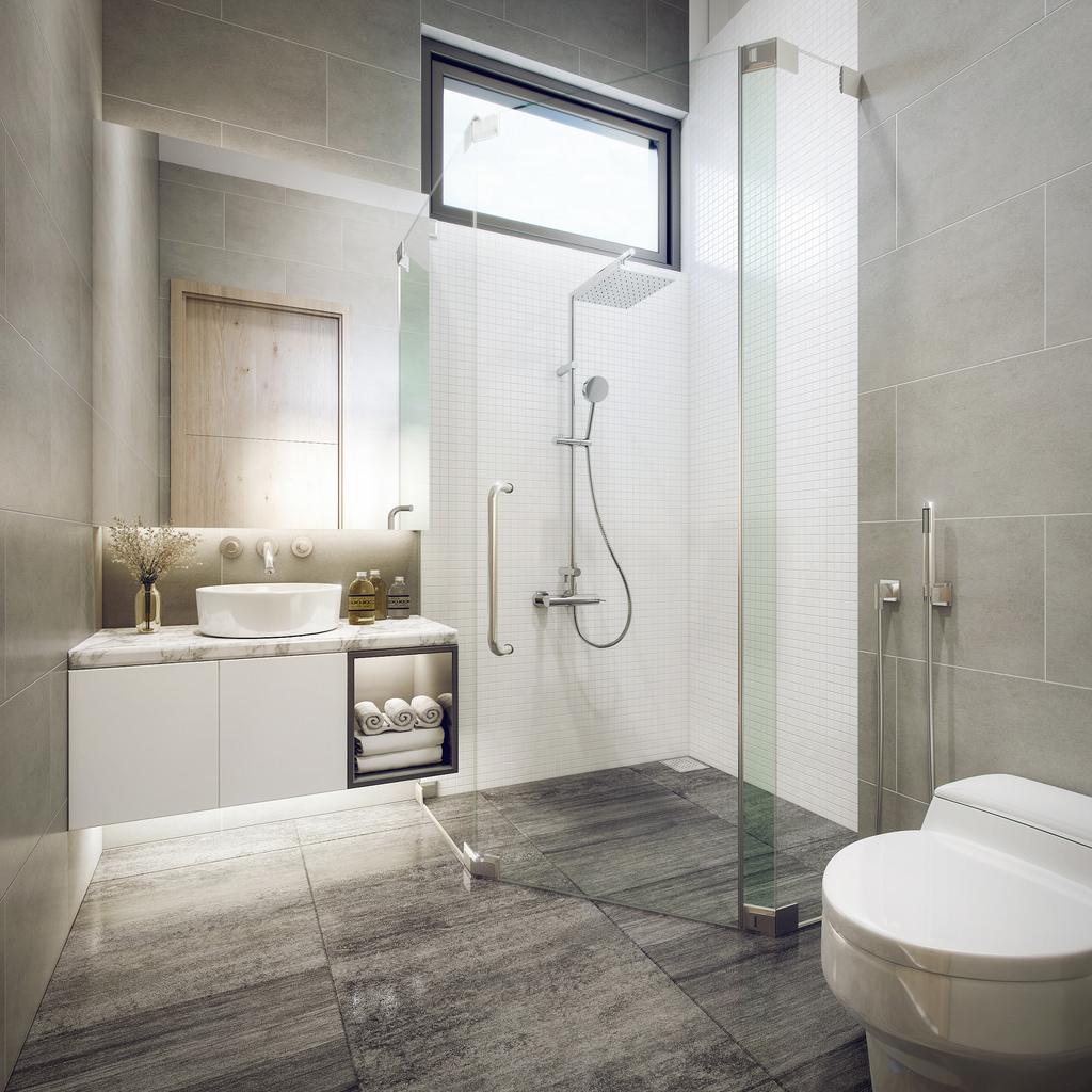 łazienka i gres